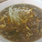 京華小吃 - スーラ―湯麵
