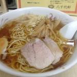 八千代軒 - ワンタン麺