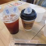 ホップ&ステップ カフェ - アイス&ブレンド