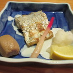 66364937 - 太刀魚の塩焼