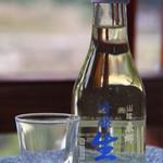 Ryokanoohashi - ドリンク写真:山陰東郷 吟醸生酒(180ml)