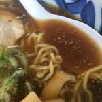 らーめん ひなた - スープ (東武百貨店池袋店「食の大北海道展」)