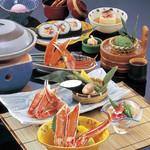 札幌かに家 - 5月季節のこしらえ「青葉」
