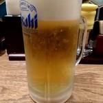 杵屋 - 生ビール