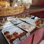 サンローラン - オーソドックスなパンは売切れみたいです。