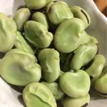 やすらぎ - 空豆