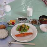 クボタロッジ - 料理写真:朝食