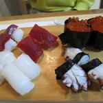 天狗鮨 - 子供のお寿司