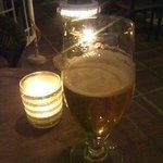 シスイ - ストーブのそばで飲むビール
