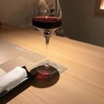 彩 - 赤ワイン ボンゴサンレオロッソ600円