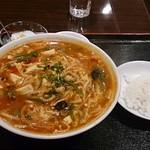 66370601 - 酸辣湯麺