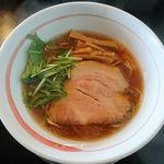 66372251 - 柳麺・醤油