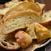 Ruheplatz Zopf - 料理写真:パンの盛り合わせ