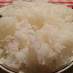 66373577 - お米がふっくらして美味し~い