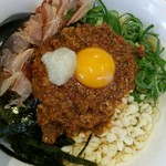 麺家 えびす - 台湾まぜそば(2017年4月)
