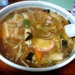 満足食堂 - 広東麺