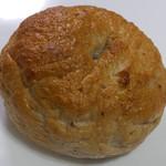 ポチコロベーグル - ライ麦いちじく