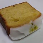 ポチコロベーグル - レモンケーキ