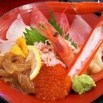 海陽亭 - 海鮮丼