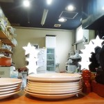 豊文堂書店 喫茶部 ラルゴ - 厨房内