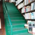 豊文堂書店 喫茶部 ラルゴ - 古書店2Fに居心地の良い喫茶店あるよ