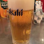 サニーダイナー - 生ビール(390円)