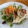 ヴィーガンズ カフェ アンド レストラン - 料理写真:サラダ