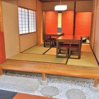 和菓子の新しい楽しみ方を提案する「茶寮」