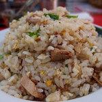 中華つけ麺大王 - チャーハン(750円)