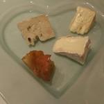 バンブードール - チーズ