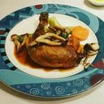 バンブードール - メインのホロホロ鳥