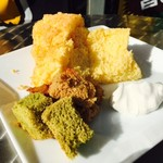 気ままなキッチン - 日向夏の自家製シフォンケーキ!