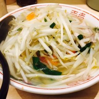 しゃきしゃき - 料理写真:野菜がたっぷりと!