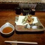66382279 - 天ぷら定食の天ぷら