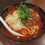 坂上刀削麺 - マーラー刀削麺