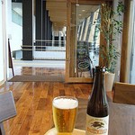 パノラマテラス - あるときはキリン。(¥400)(ビールしか呑んでないし。)
