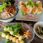 WAIWAI アジアのごはんやさん - Happyな食卓 .。.:* ♬*゜