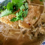 WAIWAI アジアのごはんやさん - 麺は米粉麺 するする入っちゃぃます ウマー(*´▽`*)
