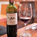 ラ・ルッチョラ - ワイン