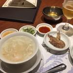 Haifan - フカひれスープと「車海老のおどり」