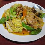 陳家私菜 - 回鍋肉