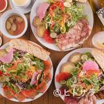 サラダレストラン Mr.&Mrs.GREEN - 味にこだわりのある料理好きの方々が満足するお店