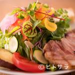 サラダレストラン Mr.&Mrs.GREEN - ダイエット中でも安心してお腹いっぱいになる食事を