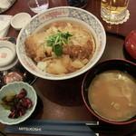 ランドマーク - カツ丼