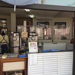 門田商店 かどみせ - 暑い日には、たくさん売れてそうですね。