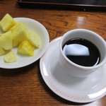 やまいち - コーヒー&フルーツ2017.05.01