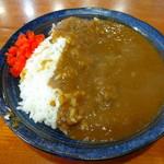 かふぇ道 - 料理写真:スジカレー 700円