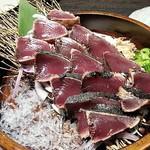 四国郷土活性化 藁家88 - 土佐名物鰹藁焼き塩たたき