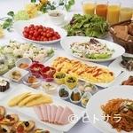 レストラン ロレーヌ - 朝から美味しい料理でお腹を満たして『モーニングブッフェ』