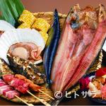 炉ばた煉瓦 - 港町釧路でとれた新鮮で旬な味